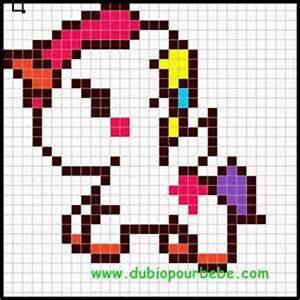 Quadrillage petit carreau pour pixel art resultats yahoo for Dessin avec carreaux