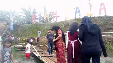 desa wake riam bajandik obyek wisata daerah batu benawa