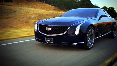 Introducing The Cadillac Elmiraj Concept Coupe