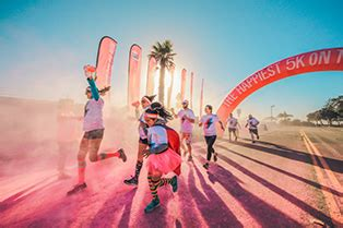 color run near me about the color run