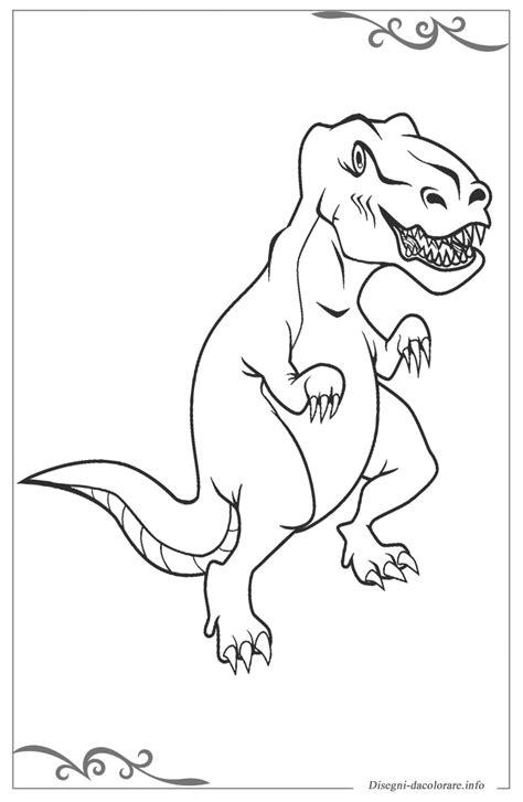 immagini di dinosauri da colorare per bambini disegno di dinosauro velociraptor da colorare acolore