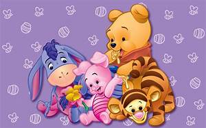 Winnie The Pooh And Friends Wallpapers - Wallpaper Cave