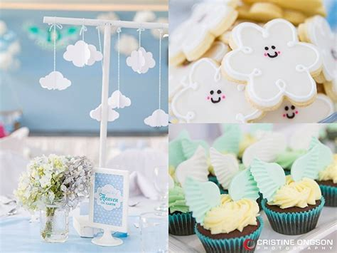 heaven  angel themed party  charming day