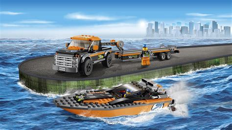Lego Cargo Boat Sets by Cargo Boat And Concept Car Remake Lego