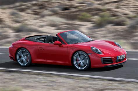 porsche carrera 2017 porsche 911 carrera s cabriolet pdk review