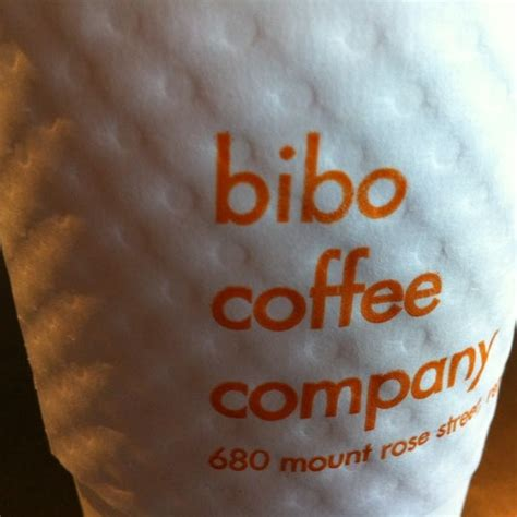 Come for the coffee, stay for the gelato! Bibo Coffee Company - Coffee Shop