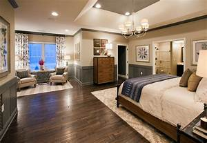 Spacious Master Bedroom Design ideas with Sitting Area – FNW