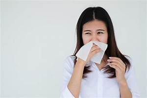 How To Get Rid Of A Stuffy Nose Easily And Quickly