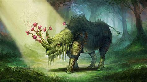 fantasy art animal image hd wallpapers