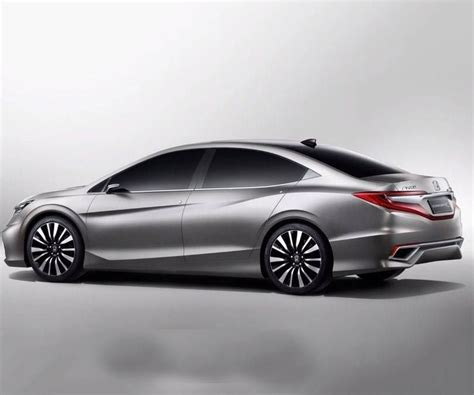 Honda Accord 2019 by All New Design For 2019 Honda Accord