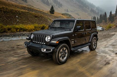 2019 Jeep Wrangler Arrives In Autumn With 22litre Diesel