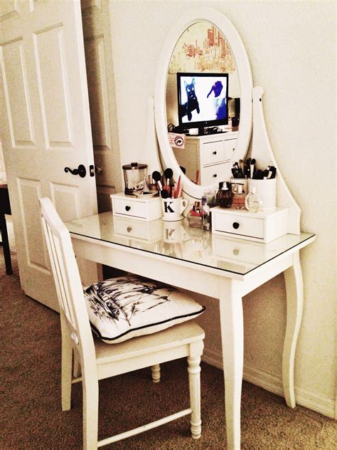 Vanity Table Set Ikea - my new hemnes dressing table from ikea yay hamnes