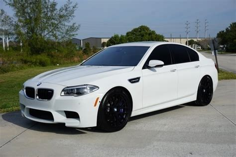 2015 Bmw M5 For Sale In West Palm Beach