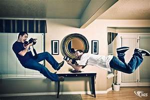 50 Stunning Examples & Tutorials of Levitation Photography