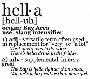 So let's be... Hella Chill Quotes