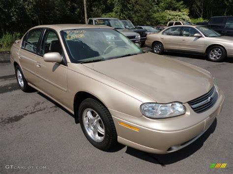 2003 light driftwood metallic chevrolet malibu ls sedan