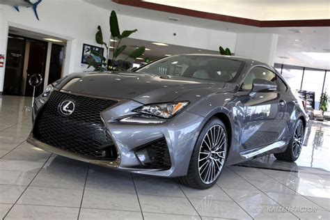 lexus gray photo gallery lexus rc f in nebula grey pearl lexus