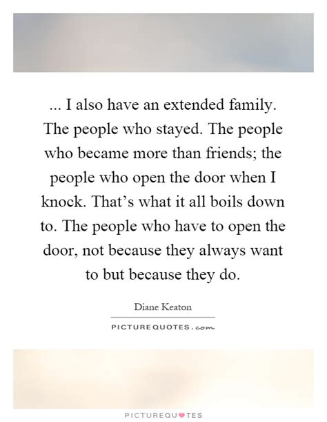 quotes about friends more than family