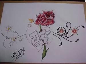 Imagenes Para Dibujar A Lapiz Rosas Para Dibujar Graffiti A Lapiz