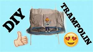 Sachen Selber Machen : diy playmobil trampolin youtube ~ Watch28wear.com Haus und Dekorationen