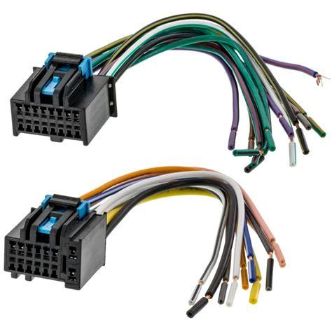 Metra Turbowires For General Motors Wiring