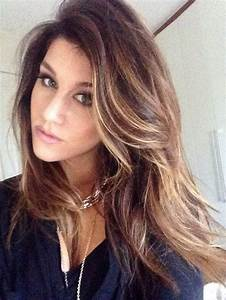 Gorgeous Blonde Highlights And Brown Hair Color Ideas
