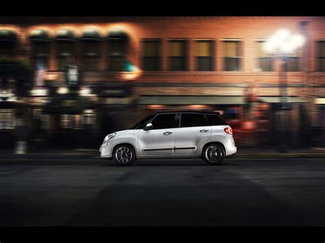 fiat  motion side night wallpapers  fiat