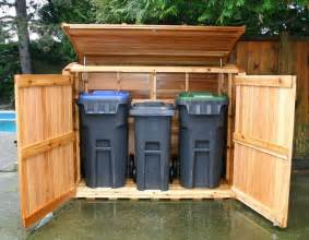 6x3 shed bq outdoor living today 6x3 oscar trash can storage shed