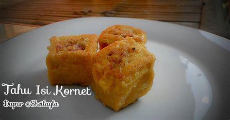 Cara membuat sandwich goreng isi kornet. Resep Tahu Isi Kornet oleh Shei Layla - Cookpad