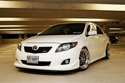 stanced toyota corolla tenth gen corollas for swee safety stance
