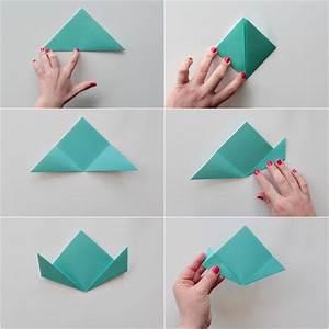 Fleur En Origami Facile : tuto fleur en origami cheap tuto fleur en origami with ~ Farleysfitness.com Idées de Décoration