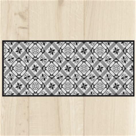 tapis pour cuisine original tapis de cuisine design côté paillasson