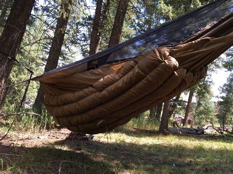 hammock gear underquilt underquilt hammock underquilt hammock hennessy and