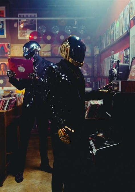 daft punk | Wallpapers de musica, Thomas bangalter, Fotos ...