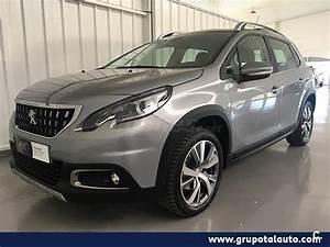 Peugeot 2008 Diesel : peugeot 2008 4x4 allure 1 6 bluehdi 100 diesel de color gris plata gris artense del a o 2016 ~ Medecine-chirurgie-esthetiques.com Avis de Voitures