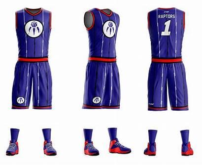 Basketball Uniform Sublimated Uniforms Raptors