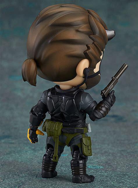 Metal Gear Solid V Venom Snake Nendoroid Ace Of Mother Base