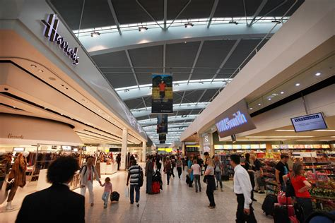 heathrow airport nigerian travellers  biggest spenders  vip services  luxury goods