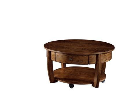 Hammary Living Room Round Cocktail Table -kd T30018 Coffee Table Ideas For Small Spaces Seguro Square Solid Oak Uk Marble Top With Trays Black Glass And Chrome Skull Old Makeovers