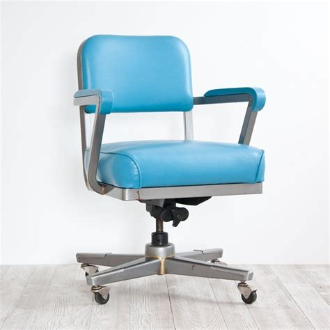 tanker swivel chair turquoise