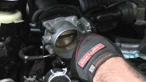 replace  electronic throttle control actuator
