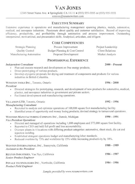what should a resume look like experts123