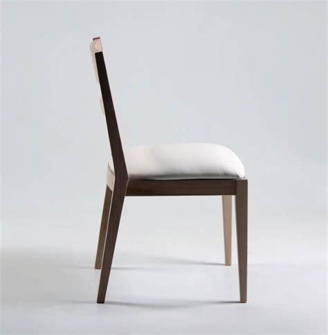 chaise en hetre massif chaise contemporaine en bois brin d 39 ouest