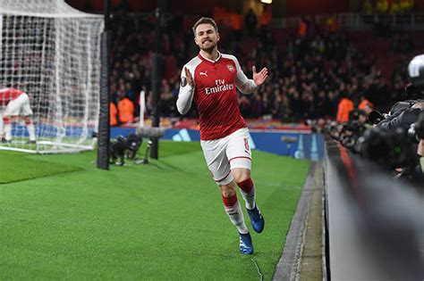 aaron ramsey curse what is it and which died after arsenal ace scored a goal daily