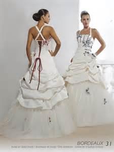 mariage bordeaux meilleur robe magasin robes de mariee bordeaux