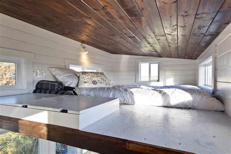 custom mobile tiny house  large kitchen   lofts idesignarch interior design
