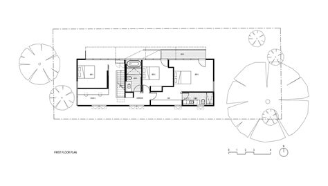 house floor plan gallery of bike house fmd architects 16
