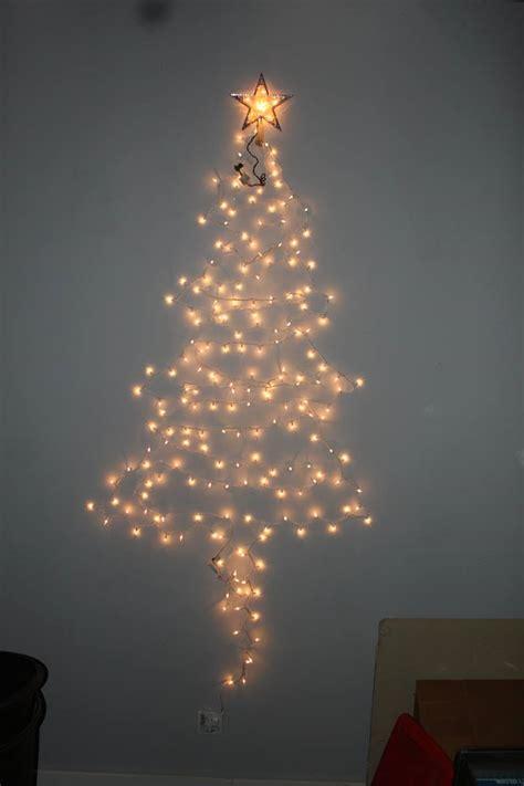 10 Benefits Of Christmas Tree Of Lights On Wall Warisan