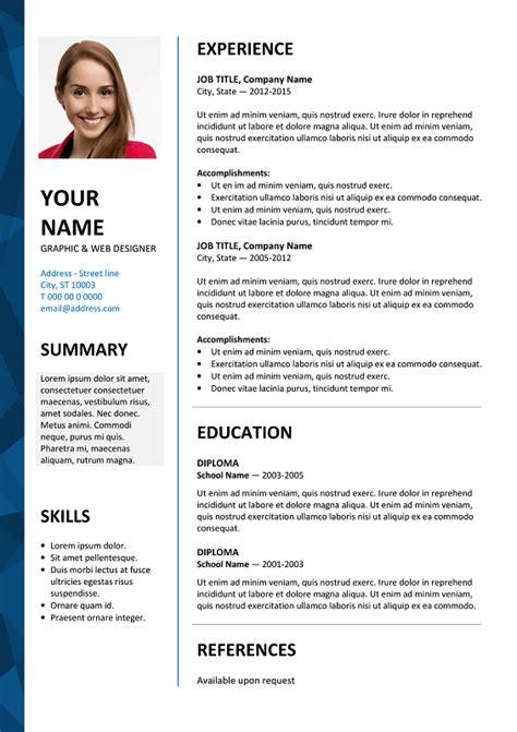 dalston newsletter resume template  resume