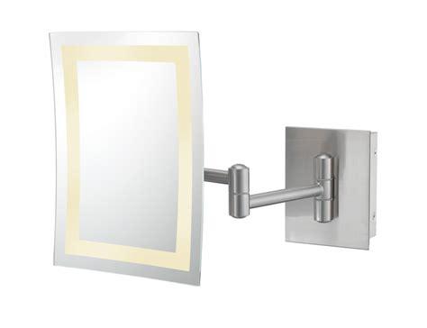 wall mount vanity mirror w light kessler living hotel store